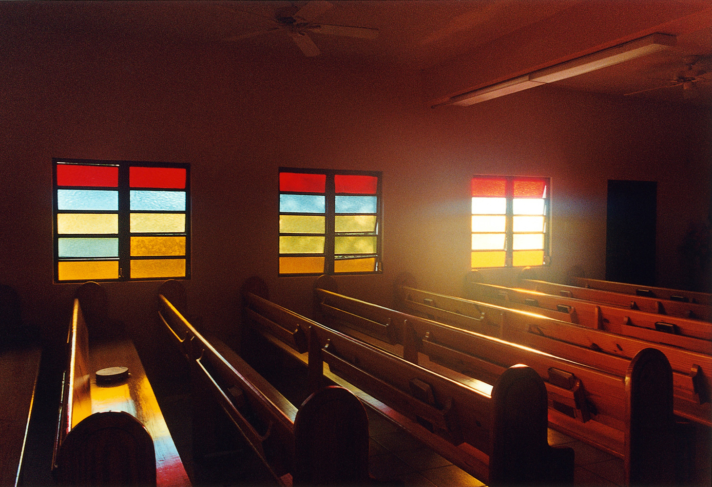Landscape Photography church windows